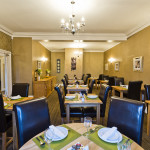 The Elm Tree Hotel Dining Room
