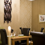 Enjoy A Wonderful Atmosphere In Our Dining Room