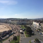 Outstanding Seafront Views From the Elm Tree Hotel