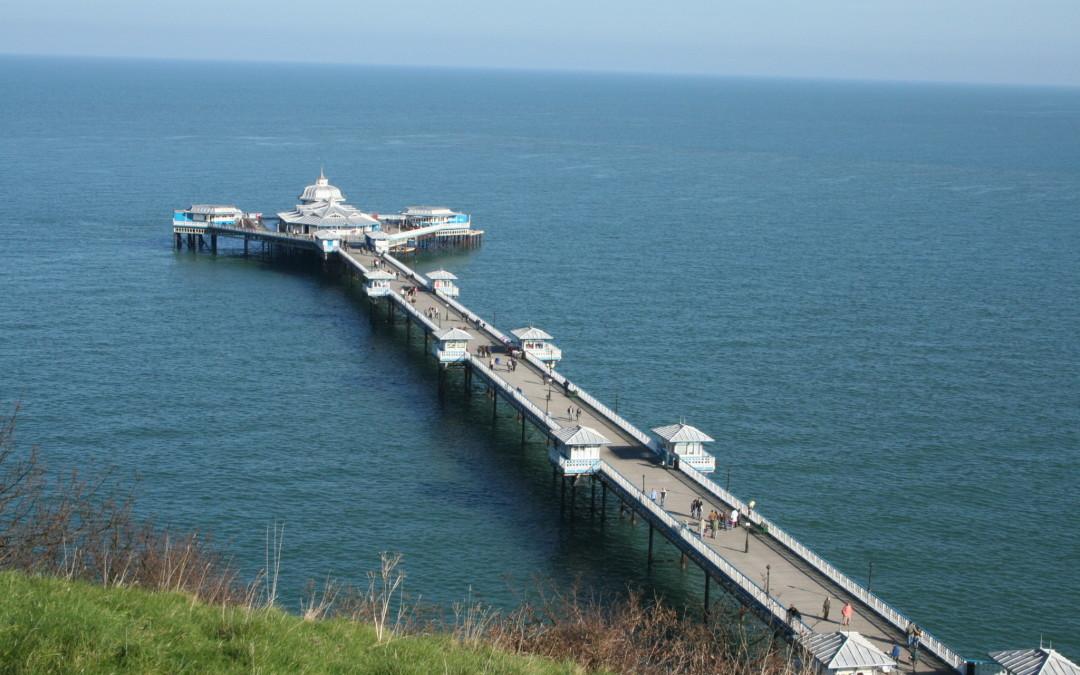 The History of Llandudno Pier