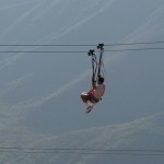 Staff Take Part in Charity Zip Wire Challenge!