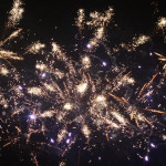 Elm Tree Hotel Fireworks Display Party