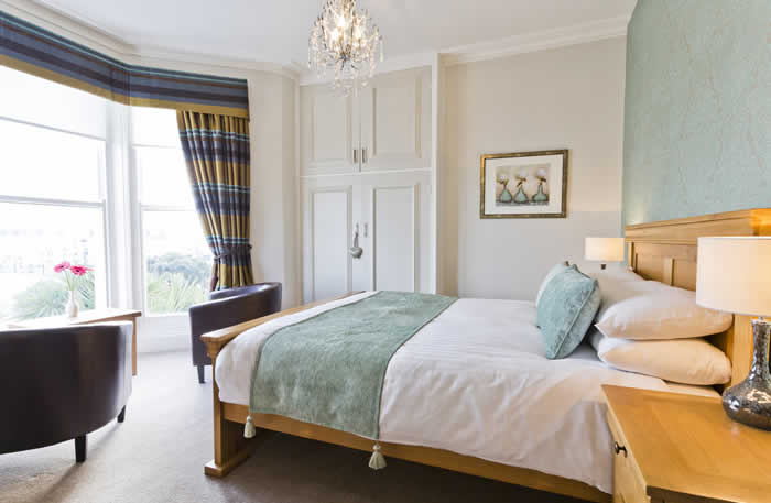 Executive Room - Outstanding Sea View & Spacious Adjoining Lounge