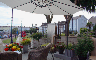The Elm Tree Hotel: Winners of Class 3 Llandudno In Bloom
