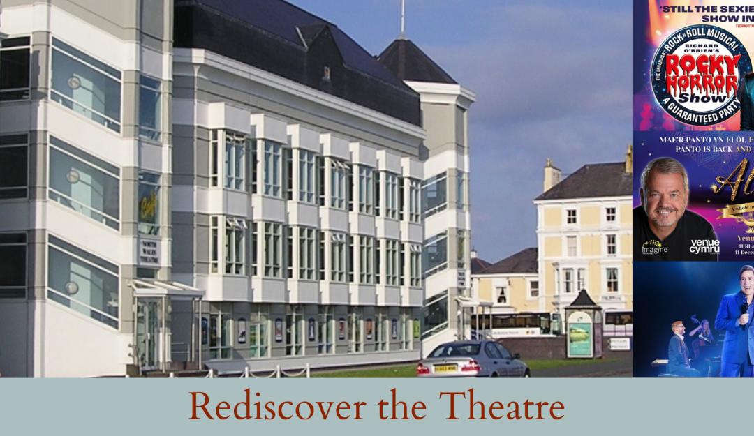 The Arts in Llandudno, North Wales – Theatre and Art Gallery